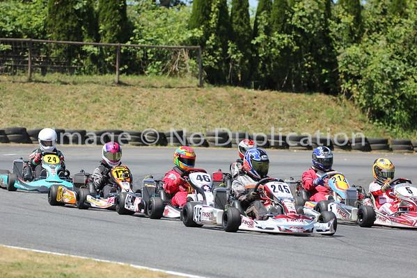 2015 West Coast Kart Club Race #5